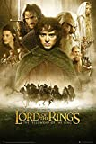 The Lord of the Rings - The Fellowship of the Ring - Movie Poster (Regular) (Size: 24 inches x 36 inches)