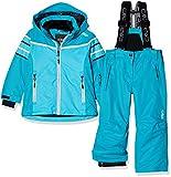 CMP Set de esquí para niña 39w2015, Niñas, Set, 39W2015, Turchese., 140