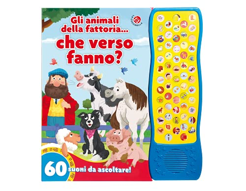 Gli animali della fattoria... che verso fanno? 60 suoni da ascoltare!