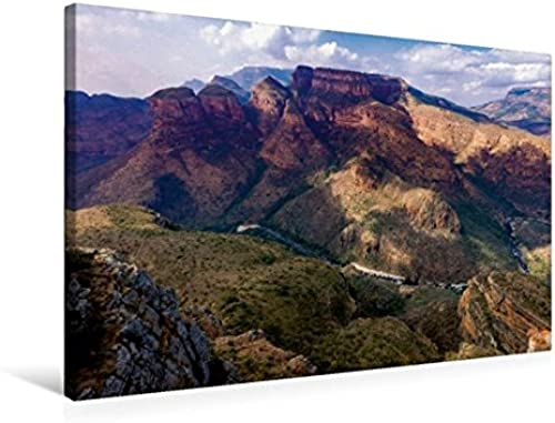 CALVENDO The Three Rondavels (niches Rondes dans Blyde River Canyon, 75 x 50 cm