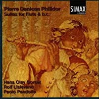 Philidor: Suites For Flute And B.C. by Hans Olav Gorset (1997-01-01)