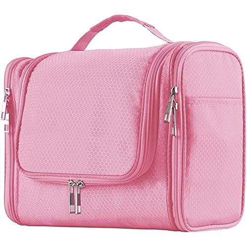Versión coreana de viaje de negocios bolsa de almacenamiento multifuncional impermeable portátil colgante bolsa de inodoro bolsa de cosméticos