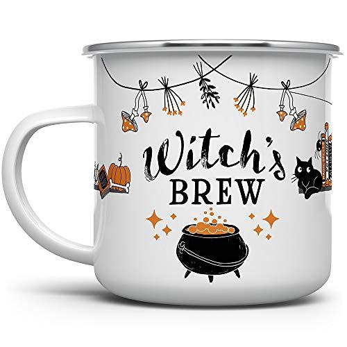 Halloween Mug, Witch's Brew