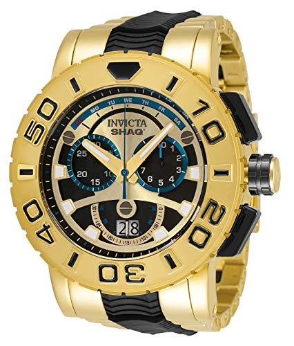 Invicta SHAQ 33762 Reloj para Hombre Cuarzo - 58mm