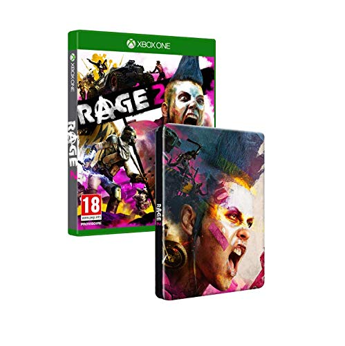 Rage 2 + Steel Book Exclusif