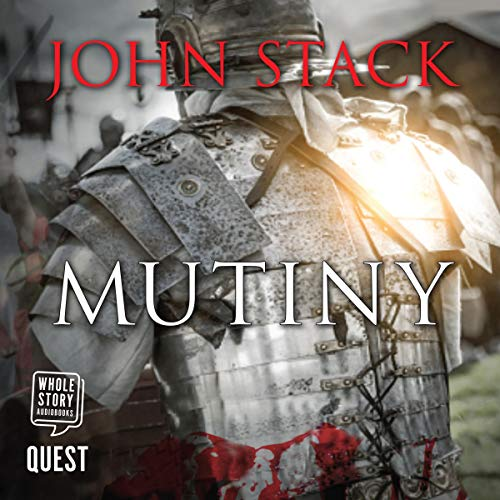 Mutiny audiobook cover art
