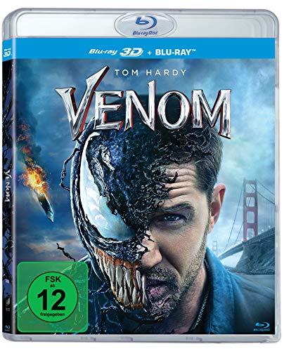 Produktbild von Venom [3D Blu-ray]