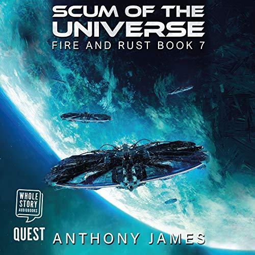 Scum of the Universe cover art