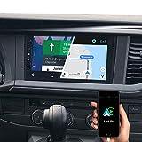 DYNAVIN Autoradio Navi für VW T6.1 Transporter | Multivan | Caravelle | California | Polo MK6 ab 2017, 9 Zoll Radio mit Bluetooth, Inkl. DAB+, Kompatibel mit Carplay und Android Auto: DIX-V-333 Flex