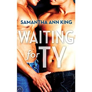 Waiting for Ty audiobook cover art