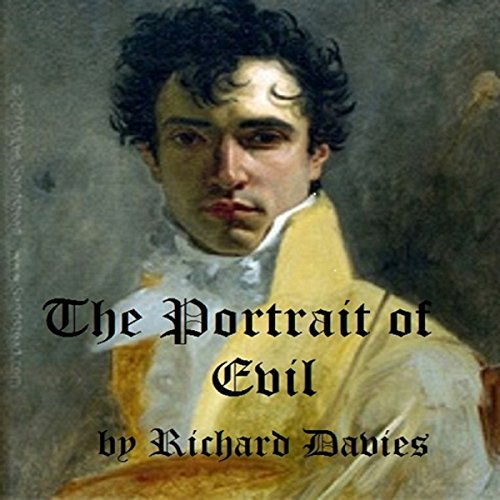The Portrait of Evil audiobook cover art