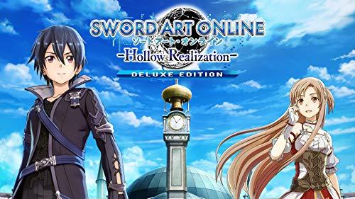 SWORD ART ONLINE: Hollow Realization Deluxe Edition - Nintendo Switch [Digital Code]