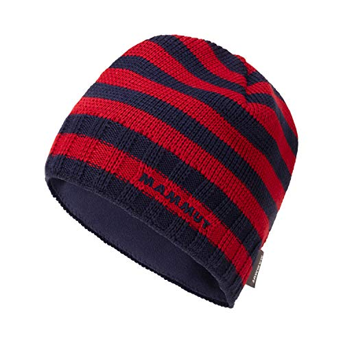 Mammut Passion Beanie, Peacoat-Scooter, one Size