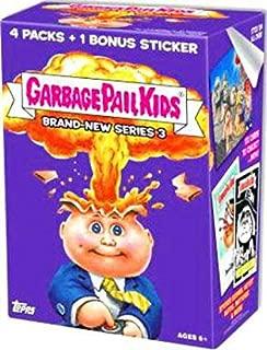 2013 Topps Garbage Pail Kids Brand-New Series 3 Blaster Box