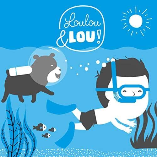 Børnesange Loulou & Lou