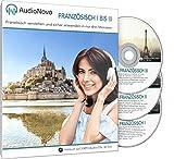 AudioNovo Französisch I–III für Anfänger und Fortgeschrittene: In nur 3 Monaten schnell und einfach Französisch lernen für Erwachsene (Audio-Sprachkurs 42Std; iOS und Android App inklusive) -