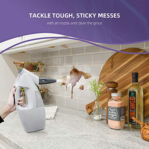 LIGHT 'N' EASY S3601 All-In-One Steam Mop