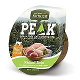 Rachael Ray Nutrish Peak Natural Wet Cat Food, Grain Free Wetlands Recipe With Real Chicken & Duck...