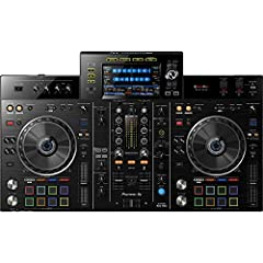 7-Inch large touch screen and other features from the CDJ-2000NXS2 Layout and performance features from the DJM-900NXS2 Multicolored performance pads Usb connection (link export) for rekordbox Includes rekordbox DJ license key. Signal-to-noise Ratio:...