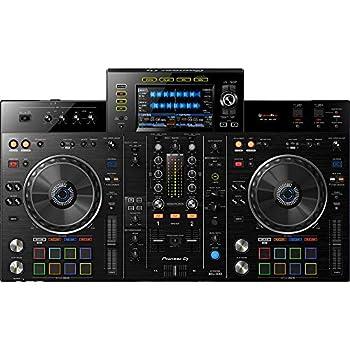 Pioneer DJ DJ System  XDJ-RX2   Black
