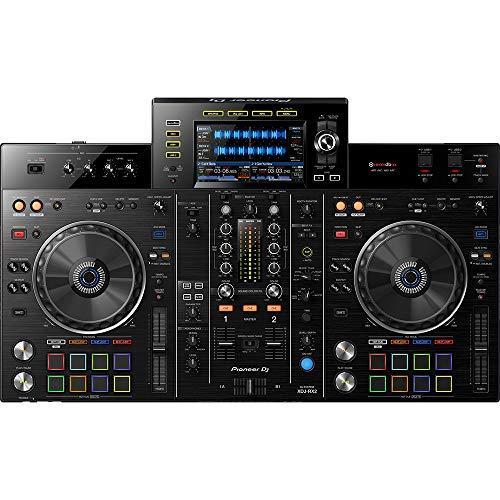 Pioneer XDJRX2 - Mesa de mezclas de DJ todo en uno...