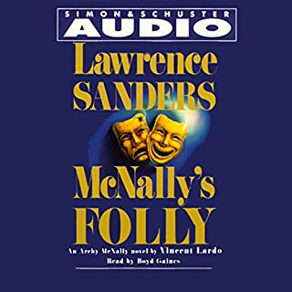 McNally's Folly audiobook cover art