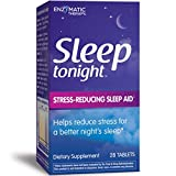 Sleep Tonight, Stress-Reducing Sleep Aid, 28 Tablets
