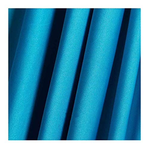 yankai katoenen stof van 100% katoen stof zijde pure kleur breien stage dance kleding badpak vaste breedte 1,5 m NIU