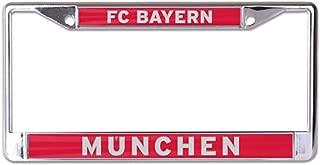 bayern munich license plate frame