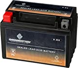 Chrome Battery YTX9-BS High Performance...