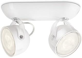Philips Lighting myLiving Foco LED, iluminación interior LED3, Blanco