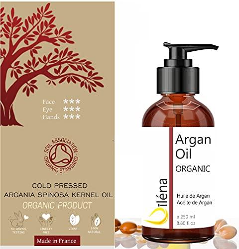 Aceite Puro de Argán. Ecológico y Prensado en Frío. Oro L