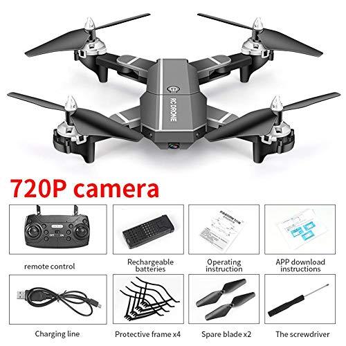 2020 nieuwste drone met camera live video, FPV drone met 720P / 1080P / 4K HD-camera, grote quadcopter met verstelbare groothoekcamera, geweldig cadeau