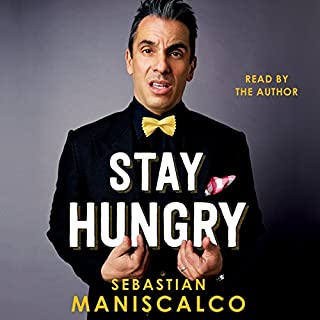 Stay Hungry audiobook cover art