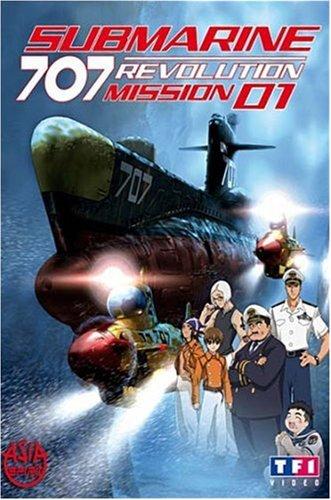 Submarine 707 Revolution, mission 01
