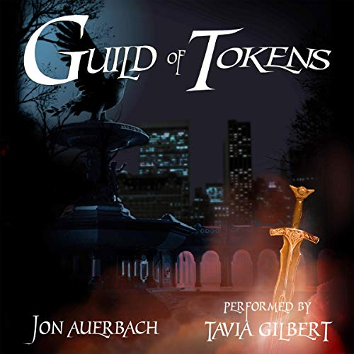 Guild of Tokens audiobook cover art
