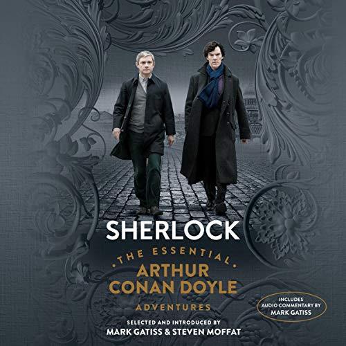 Sherlock: The Essential Arthur Conan Doyle Adventures cover art