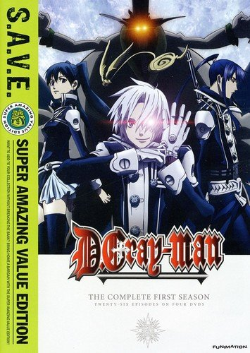 D. Gray-man - Season 1 S.A.V.E.