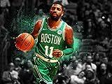 Mingki Kyrie Irving Boston Celtics Poster, 45,7 x 61 cm