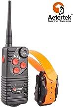 Aetertek Oferta AT-216D 550 Metros (hasta 3 Perros a la Vez) Collar Educativo, 3 Modos de Funcionamiento. Gama 2019 (Kit con 1 Collar)