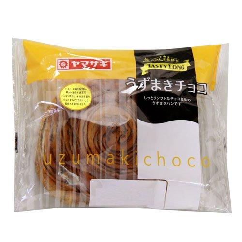 ヤマザキ テイスティロング うずまきチョコ12個セット