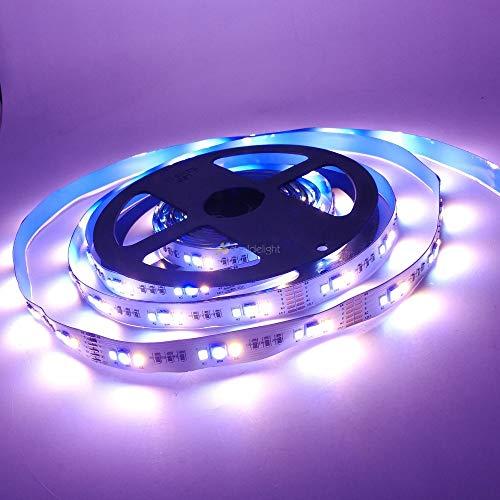 YSNMM 5M RGB Cct LED-strip licht 5050 RGB 2835 koud wit/warm wit Rgbcct strepen Dc12V vergelijkbaar met Philip Hue-Light