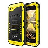 Beeasy Coque iPhone 6 Plus/ 6S Plus Antichoc Étanche,Robuste Qualité Militaire...