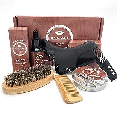Anself Bartpflege Set Geschenkset