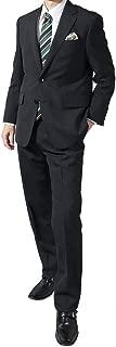 [UNITED GOLD] メンズ スーツ ビジネス レギュラー ワンタック ウールブレンド ストライプ 97005 97006 97007 97008