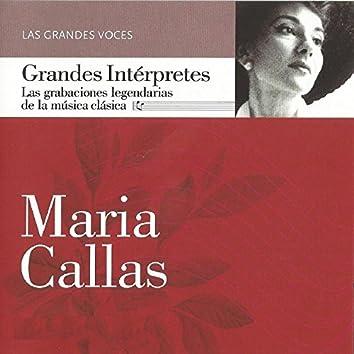 Maria Callas, Las Grandes Voces