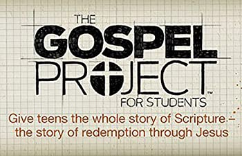 Paperback The Gospel Project for Students: a God Centered Worldview Book