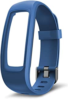 Forgun Fitness Tracker Monitor Replacement Strap Wristband for ID107 Plus Smart Watch