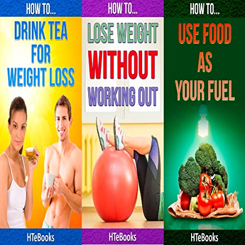 3 Books in 1 - Health & Fitness, Diet & Nutrition, Diets, Food Content Guides, Nutrition, Vitamins, Weight Loss, Healthy Living. cover art