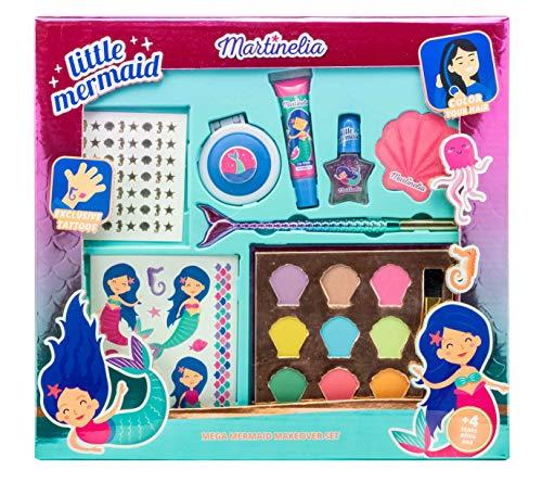 Aquarius Cosmetic Little Mermaid Makeup Box Martinelia